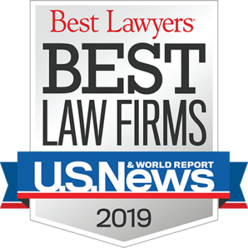 Best Lawyers - Best Law Firms - US News & World Report - 2019