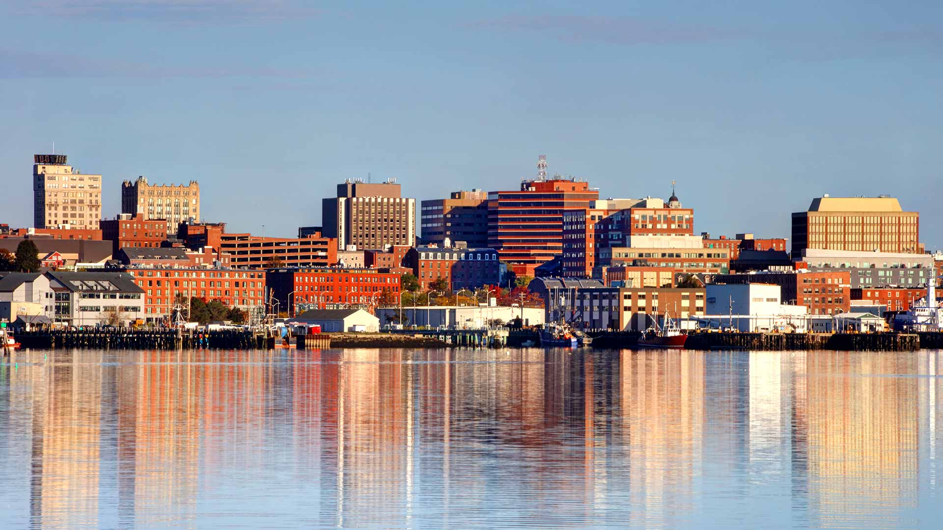 Portland, Maine - Perkins Thompson Law Firm